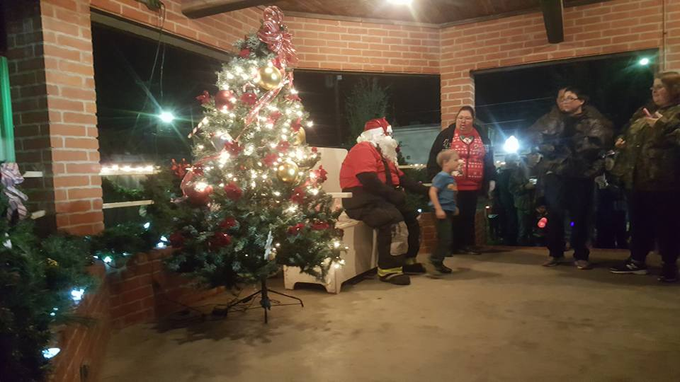 Christmas Festivities - McGregor Founder's Day